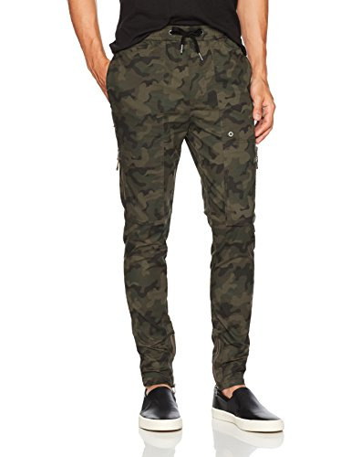 Zanerobe Men's Blockshot Chino, Dark Camo, 32