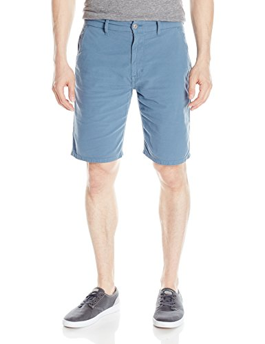 Joe's Jeans Men's Brixton Straight + Narrow Short Canvas Colors, Blue Haze, 34