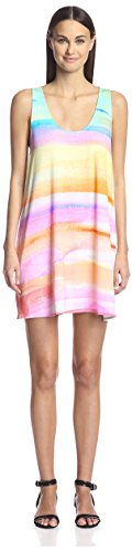Mara Hoffman Women's Swing Dress, Sky Dye, M