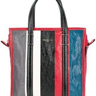 Balenciaga Women's Multicolor Leather Tote