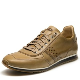 Magnanni Cristian Natural Men's Fashion Sneakers Size 9.5 US
