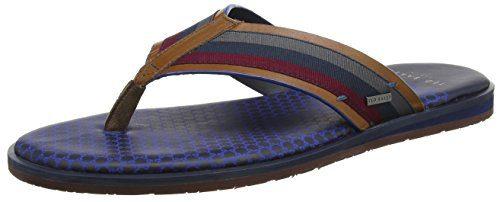 Ted Baker Knowlun Mens Sandals Tan Multicolour - 8 UK