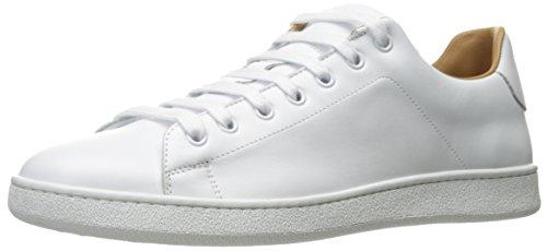 Marc Jacobs Men's Fashion Sneaker, White, 41 EU/7 N US
