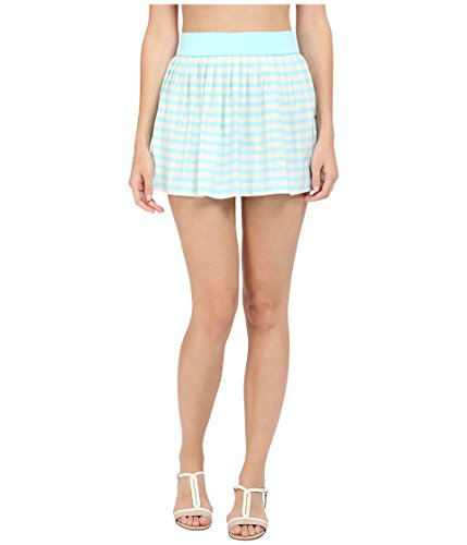 Kate Spade New York Women's Nahant Shore Pleated Skirt Cover-Up Air LG