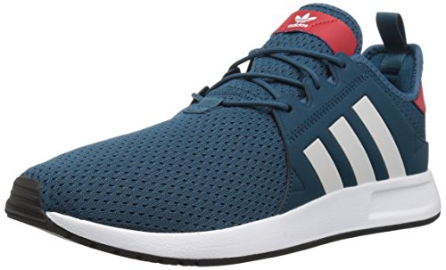 adidas Originals Men's X_PLR Sneaker, Petrol Night Fabric, FTWR White, Core Black, 11 M US
