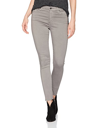 AG Adriano Goldschmied Women's The Farrah Skinny Ankle Super Stretch Sateen, Sulfur Field Stone, 25
