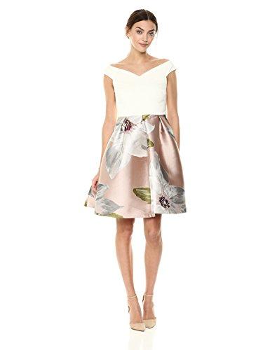 Ted Baker Women's Valtia Dress, Natural, 3