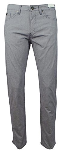 Hugo Boss Men's C-Delaware Slim Fit Five-Pocket Stretch Pants Jean Style-N-30Wx32L