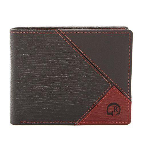 Robert Graham Men's Tindrash Slimfold Wallet, Brown, One Size
