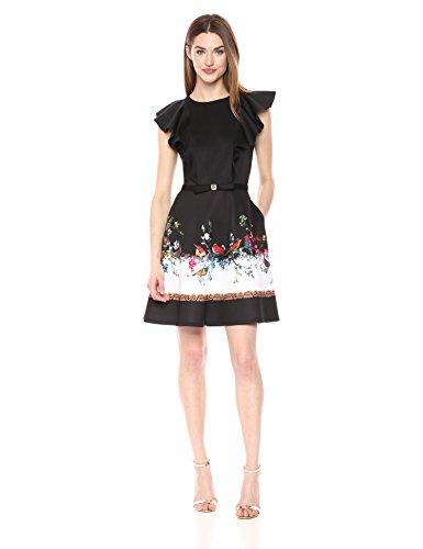 Ted Baker Women's Shaelin Dress, Black, 5