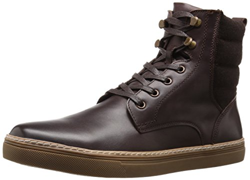 Joe's Jeans Men's Blunt Fashion Sneaker, Brown, 10.5 M US