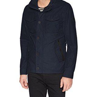J.Lindeberg Men's Bailey Sports Jacket, JL Navy, Medium