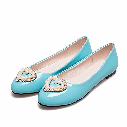 Gucci Womens sole shoes,blue,36-YU&XIN