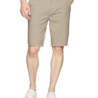 Joe's Jeans Men's Kinetic Brixton Trouser Short Jean in Stevenson Colors, New Ecru, 34