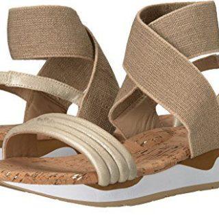Donald J Pliner Women's Shaye Sport Sandal, Platino, 10 Medium US