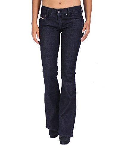 Diesel Women's Jeans LOUVBOOT - Slim Bootcut - Blue (Navy), W26/L32