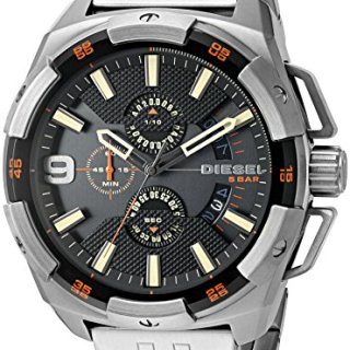 Diesel Men's Heavyweight Gunmetal Watch