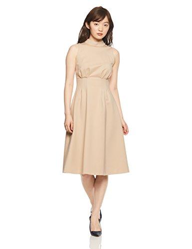 A|X Armani Exchange Women's Asymmetrical Print Dress, Micro Leaves Black, 10