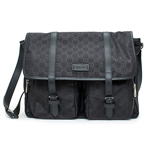 b3e65a6e075 Gucci Gg Canvas Beige Ebony Canvas Leather Bag Tote Clout Wear ...