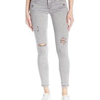 AG Adriano Goldschmied Women's The Legging Ankle Skinny Jeans, Interstellar Worn-Silver Ash, 27