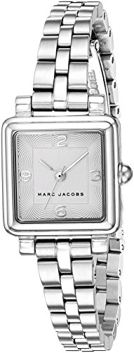 Marc Jacobs Women's 'Vic' Quartz Stainless Steel Casual Watch, Color Silver-Toned