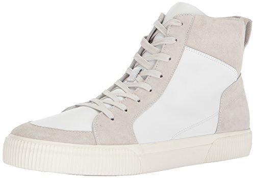 Vince Men's Kameron Sneaker, White, 10.5 Medium US