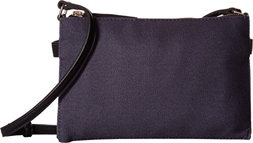 French Connection Women's Reese Trio Crossbody Utility Blue/Black Crossbody Bag