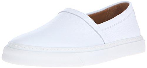 Marc Jacobs Men's Slip-on Loafer, White, 43 EU/10 M US/9.5 UK