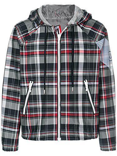 Moncler Men's Multicolor Cotton Outerwear Jacket