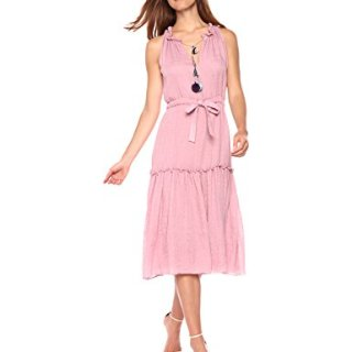Misa Women's Nicolleta Dress, Dusty Pink Dusty Pink, Medium