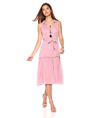 Misa Women's Nicolleta Dress, Dusty Pink Dusty Pink, Medium