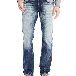 "True Religion Men's 1/2"" Se Ricky W/Flap, Cape Town, 36"