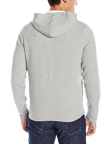 b41294a21b1 Home   Shop   Men   Clothing   Sweaters   Original Penguin Men s Long Sleeve  Quilted Full Zip