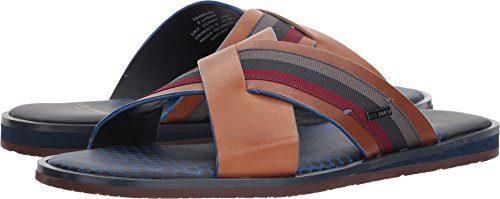 Ted Baker Men's Farrull Sandal, Tan, 11 D(M) US