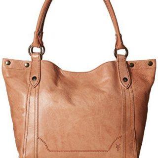 FRYE Melissa Shoulder Leather Handbag, Dusty Rose
