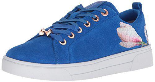 Ted Baker Women's Eryin Sneaker, Blue Harmony, 10 B(M) US
