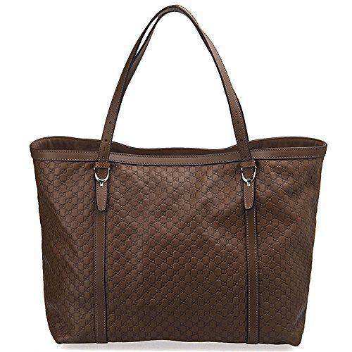 Gucci Nice Microguccissima Leather Tote Handbag