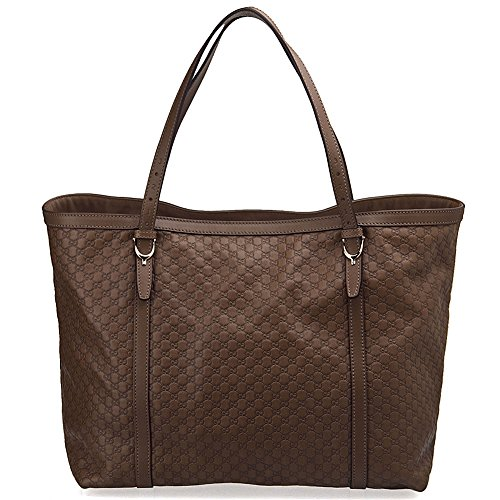 Gucci Nice Microguccissima Leather Tote Handbag