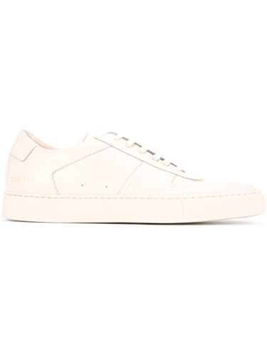 COMMON PROJECTS Men's Beige Leather Sneakers