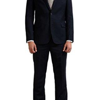 Versace Collection Men's Wool Cashmere Two Button Suit US 44 IT 54;