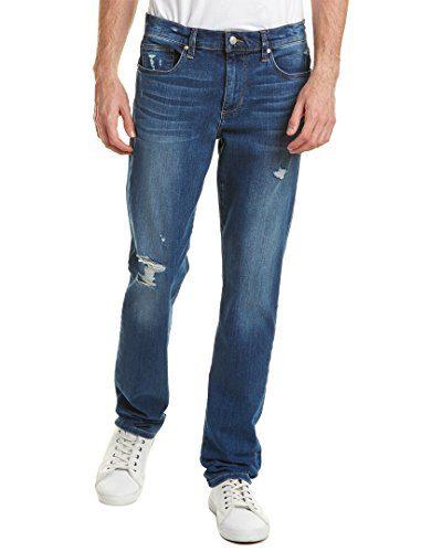 Joe's Jeans Mens The Brixton Garrity Wash Straight & Narrow Jean, 32, Blue