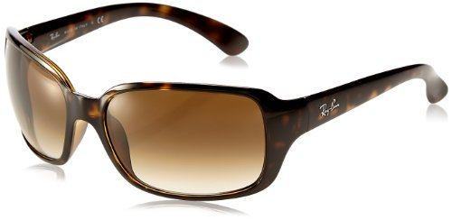 Ray-Ban Women's Square Sunglasses, Light Havana, 60 mm
