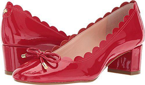 Kate Spade New York Women's Yasmin Charm Red Patent 10 M US