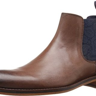 Ted Baker Men's Camroon 4 Boot, Brown, 10 M US