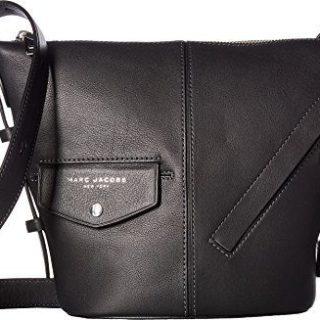 Marc Jacobs Women's The Mini Sling Bag, Black, One Size