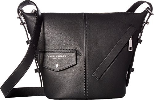 Marc Jacobs Women's The Mini Sling Bag, Black, One Size