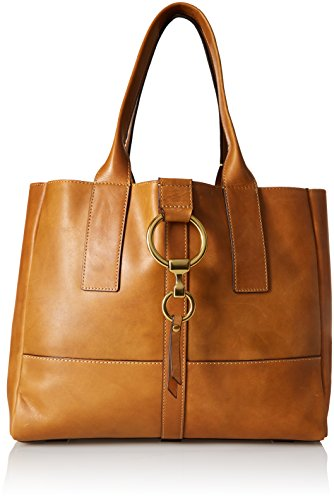 FRYE Ilana Harness Shopper, Cognac