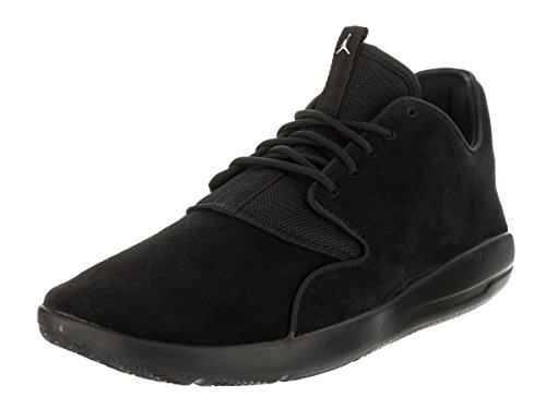 Jordan Eclipse Leather Men's Running Shoes Black/Black