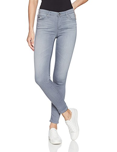 AG Adriano Goldschmied Women's Denim Legging Ankle, Valley Smoke, 27