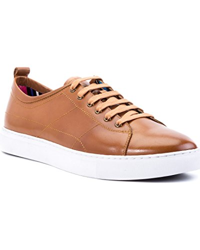Robert Graham Mauricio Leather Sneaker, 11.5